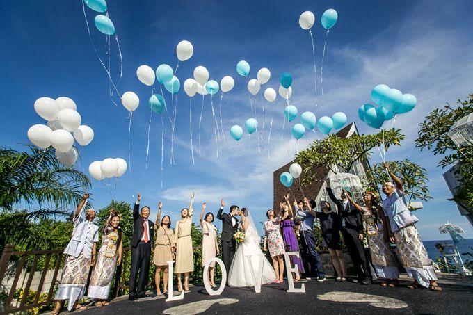 The Wedding of Mr Chung Suk Won & Ms Lee Jung Min by Bali Wedding Atelier - 021