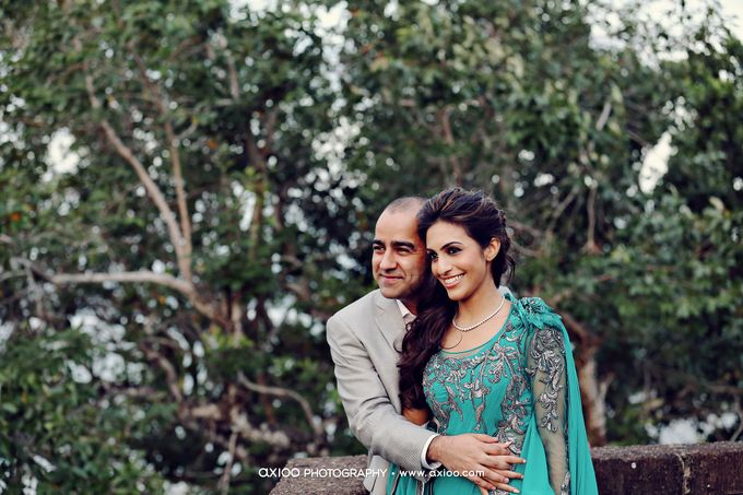 Wedding of Hemant & Divya by Conrad Bali - 003