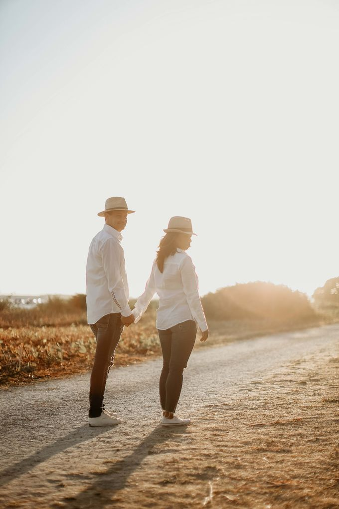 Magnus & Maria Couple Session at Sweden by Lumilo Photography - 013