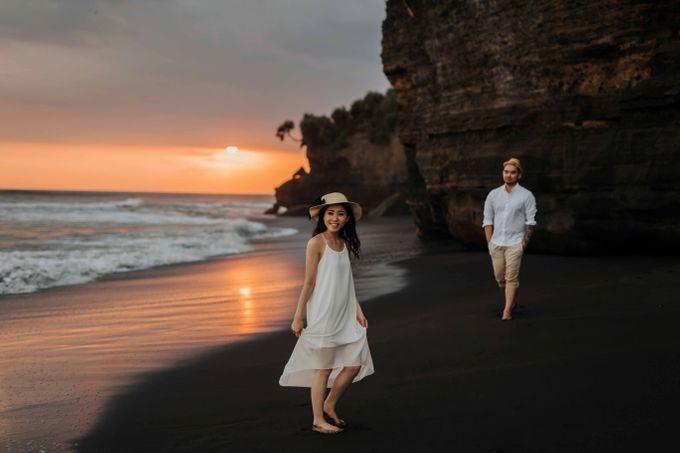 Arvian & Patricia Bali Prewedding by Levin Pictures - 025