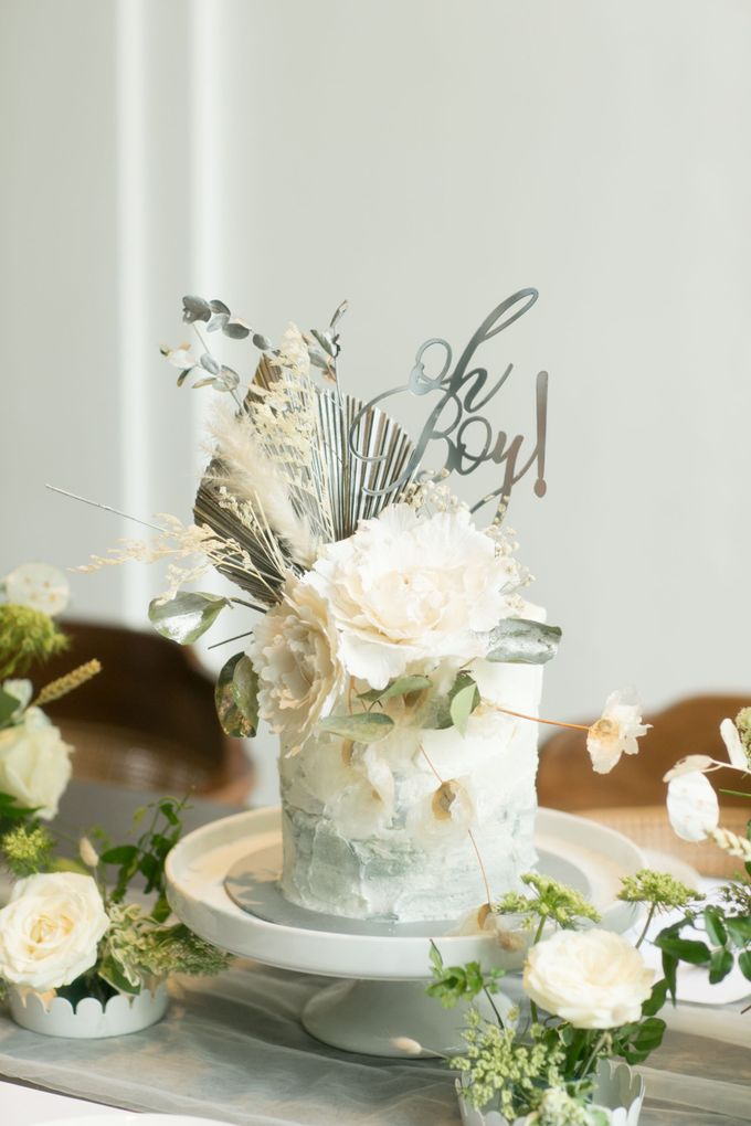 MADELINE BABY SHOWER by KAIA Cakes & Co. - 016