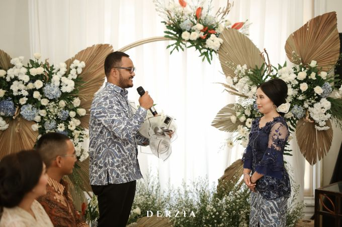 The Engagement of Febby & Rama by DIY Planner - 025