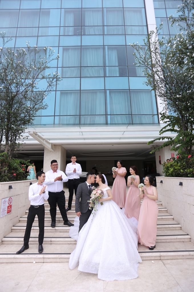 HOLY MATRIMONY CROWNE PLAZA BANDUNG by Crowne Plaza Bandung - 013