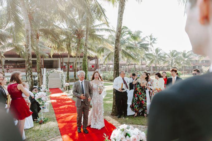 Club Med Cherating Beach wedding   Katelyn & Luca by JOHN HO PHOTOGRAPHY - 022