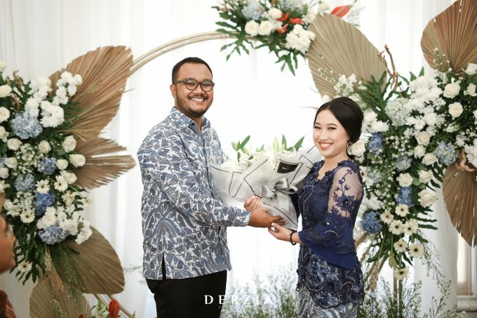 The Engagement of Febby & Rama by DIY Planner - 027