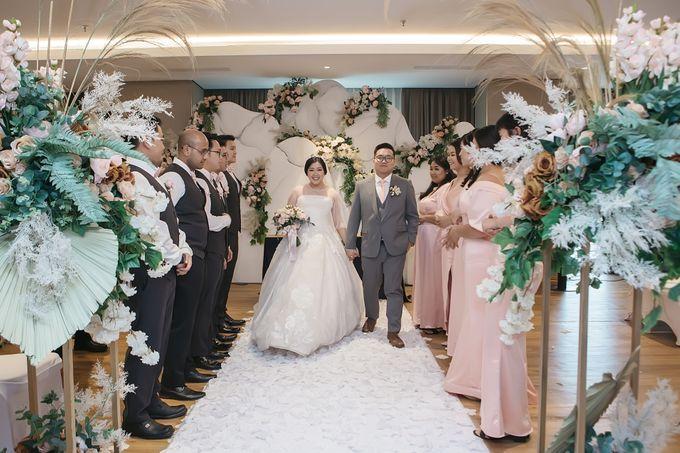 Indra & Yoan Wedding at Hilton by PRIDE Organizer - 028