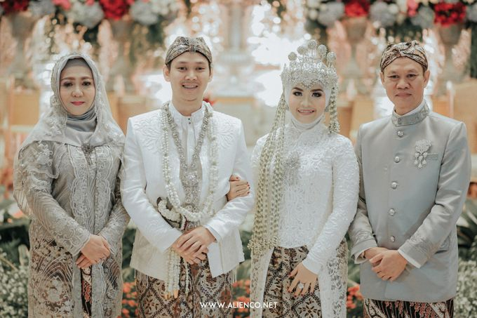 THE WEDDING OF ANGGI & iNDRA by alienco photography - 034