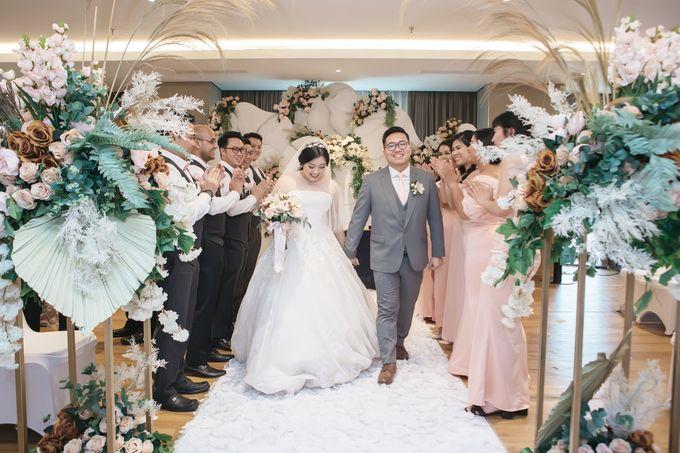 Indra & Yoan Wedding at Hilton by PRIDE Organizer - 029