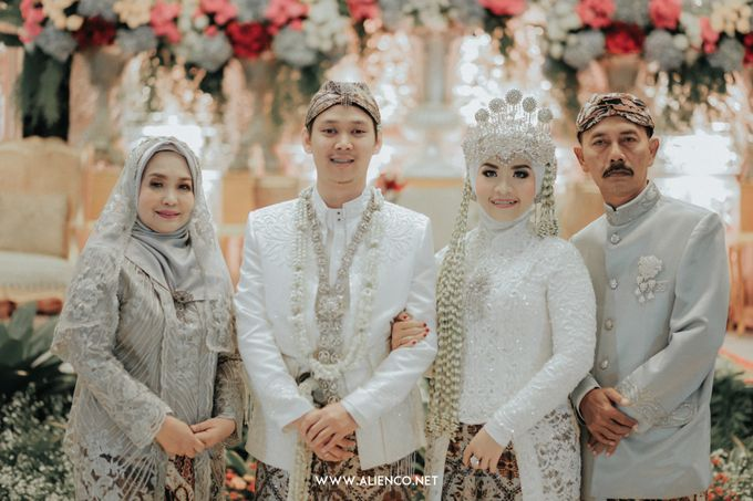THE WEDDING OF ANGGI & iNDRA by alienco photography - 036