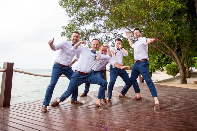 Rob and Michelle wedding at Conrad Koh Samui by BLISS Events & Weddings Thailand - 009