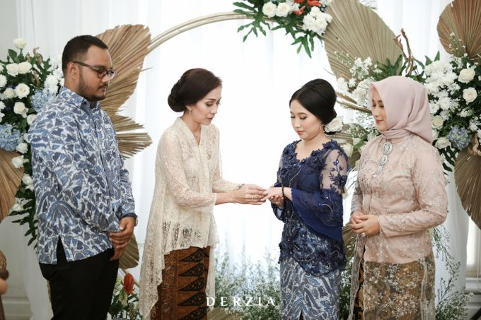 The Engagement of Febby & Rama by DIY Planner - 028