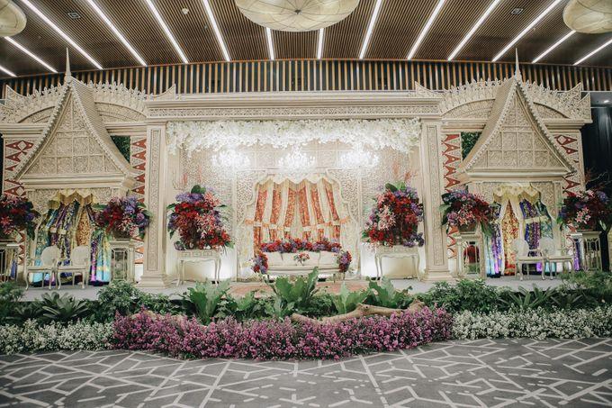 Minang Wedding of Kiara and Osmar by Umara Catering - 005