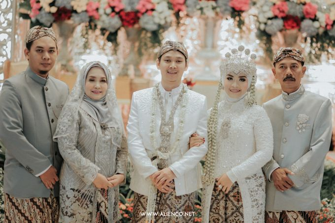 THE WEDDING OF ANGGI & iNDRA by alienco photography - 037
