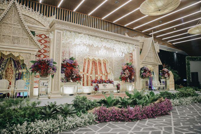 Minang Wedding of Kiara and Osmar by Umara Catering - 006