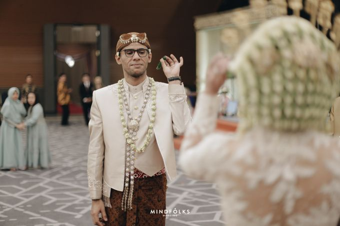 Narida & Shady Akad by  Menara Mandiri by IKK Wedding (ex. Plaza Bapindo) - 007