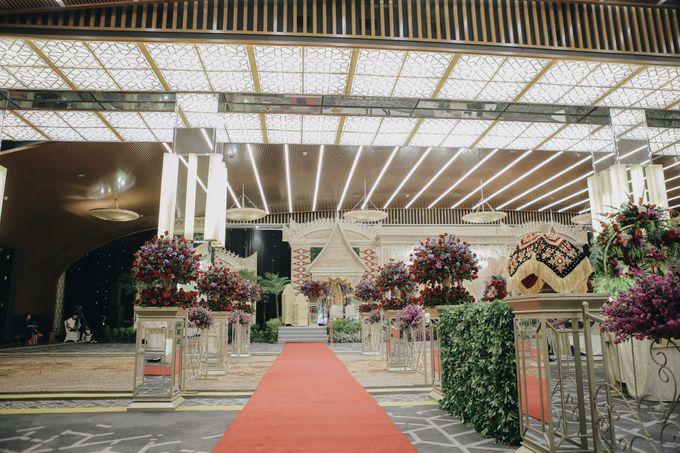 Minang Wedding of Kiara and Osmar by Umara Catering - 010
