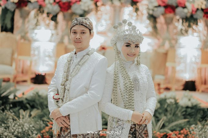 THE WEDDING OF ANGGI & iNDRA by alienco photography - 039