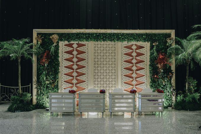 Minang Wedding of Kiara and Osmar by Umara Catering - 012