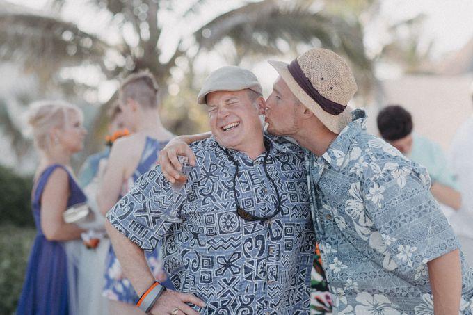 Weddingday Mr & Mrs Battie by Topoto - 033