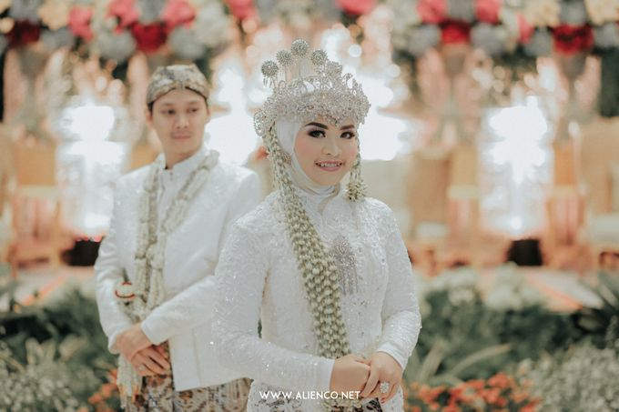 THE WEDDING OF ANGGI & iNDRA by alienco photography - 040