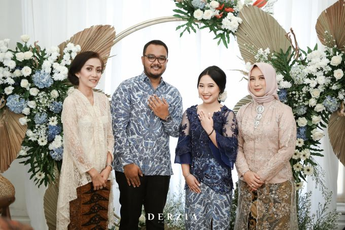 The Engagement of Febby & Rama by DIY Planner - 031