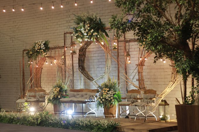 The Wedding of Cory & Kevin by Decor Everywhere - 001
