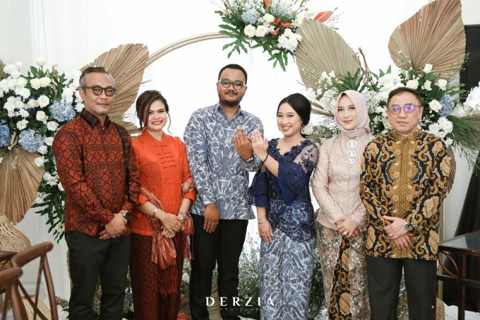 The Engagement of Febby & Rama by DIY Planner - 033