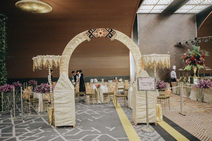 Minang Wedding of Kiara and Osmar by Umara Catering - 008