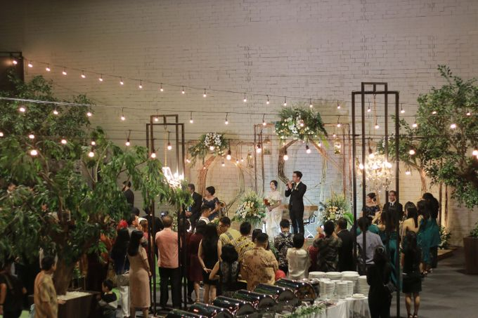 The Wedding of Cory & Kevin by Decor Everywhere - 010