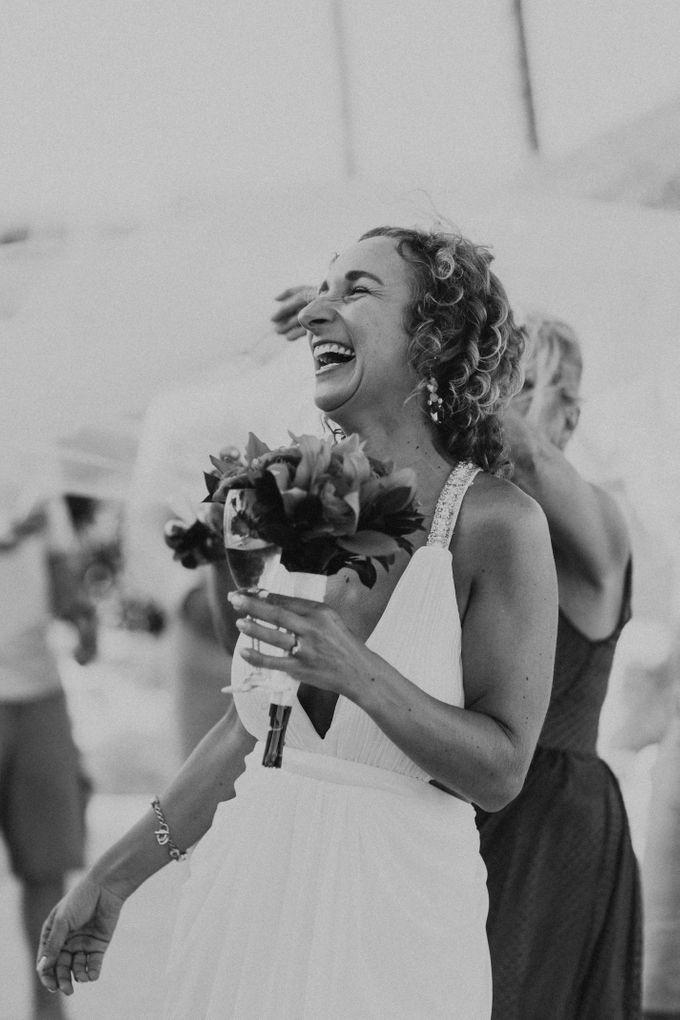 Weddingday Mr & Mrs Battie by Topoto - 034
