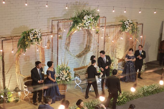 The Wedding of Cory & Kevin by Decor Everywhere - 002