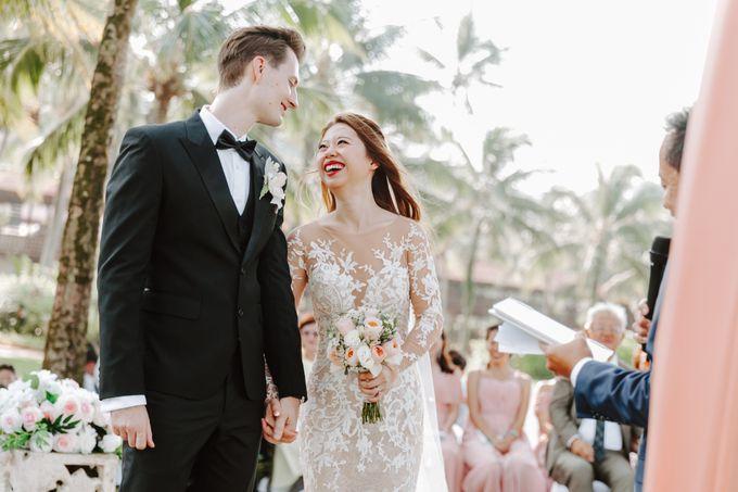 Club Med Cherating Beach wedding   Katelyn & Luca by JOHN HO PHOTOGRAPHY - 001