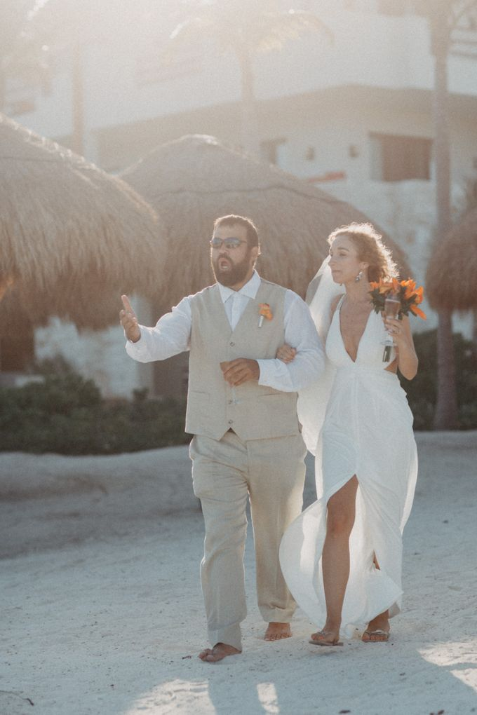 Weddingday Mr & Mrs Battie by Topoto - 035