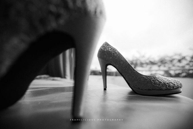Debbie & KahWai - Wedding Photography by Framelicious Studio - 010