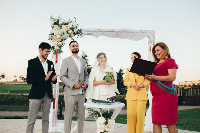 Wedding day Ismail&Savinc by Rashad Nabiyev Wedding Photographer - 017