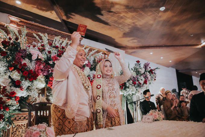 DINI & AGI WEDDING by Akuwedding - 001