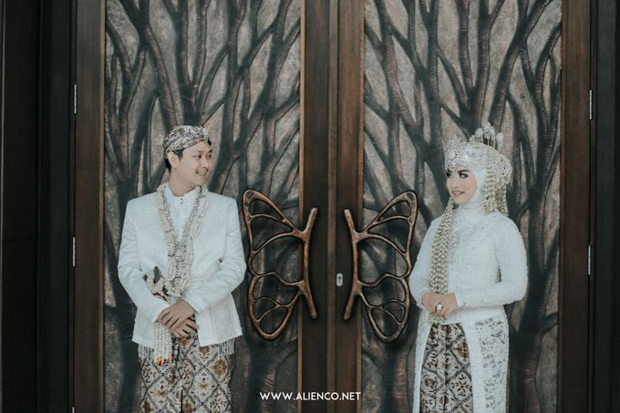 THE WEDDING OF ANGGI & iNDRA by alienco photography - 044