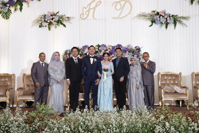 The Wedding of Desty & Hadyan by Desmond Amos Entertainment - 005