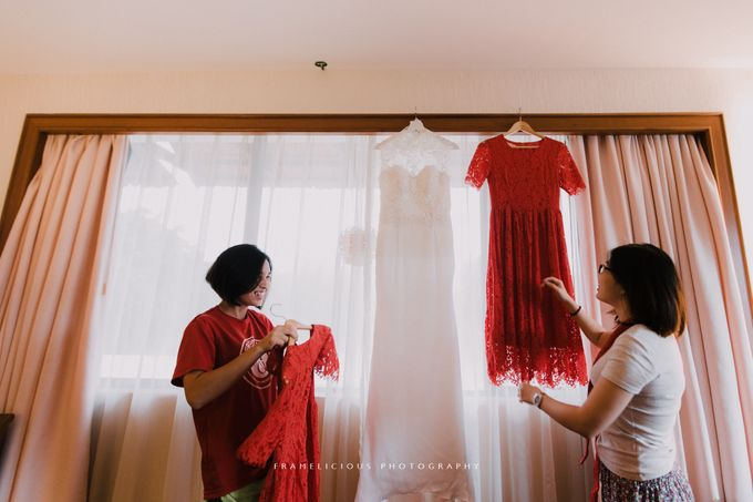 Debbie & KahWai - Wedding Photography by Framelicious Studio - 005