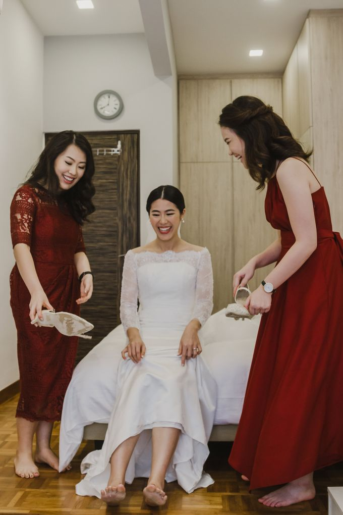 Wedding of Amelia & Ezekiel by Natalie Wong Photography - 003