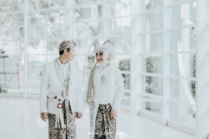 THE WEDDING OF ANGGI & iNDRA by alienco photography - 046