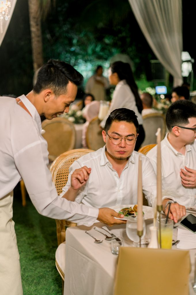 Lia Joshua Wedding by Kaminari Catering - 025