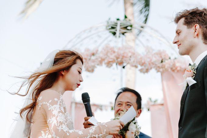 Club Med Cherating Beach wedding   Katelyn & Luca by JOHN HO PHOTOGRAPHY - 033