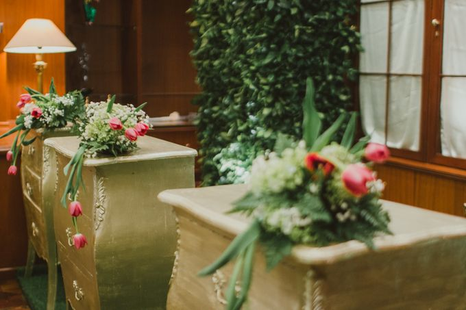 Wedding of Ananta and Jessica by MERCANTILE PENTHOUSE WEDDING - 001