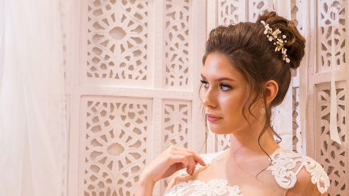Bridal Hair by Maë Hair Specialist - 010
