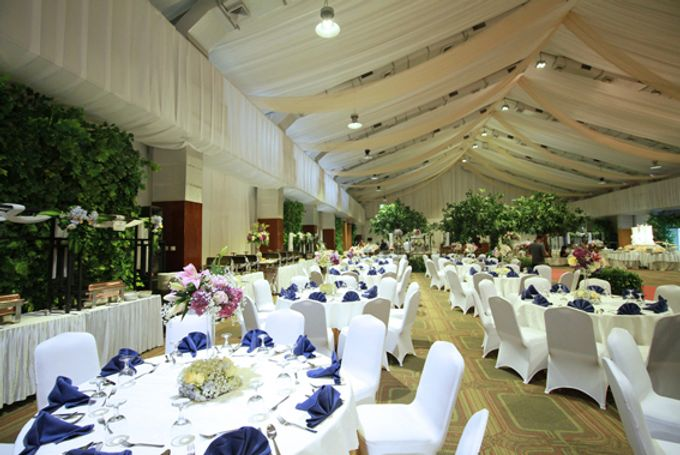 Wedding Package at Lagoon Garden The Sultan Hotel & Residence Jakarta by The Sultan Hotel & Residence Jakarta - 003