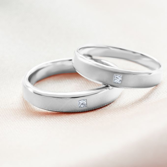 Wedding Ring - Simply Collection by ORORI - 012