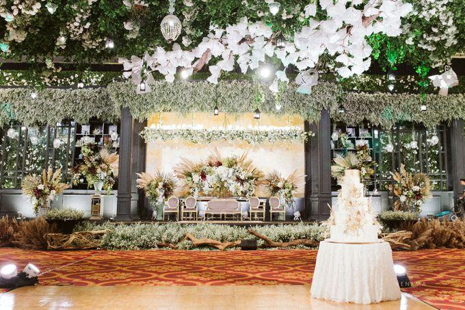 Arman & Alya Traditional Wedding Day by Stupa Caspea Event Decoration - 018