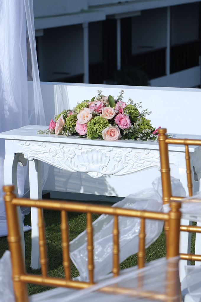 Rooftop Wedding by Courtyard by Marriott Bali Seminyak - 003