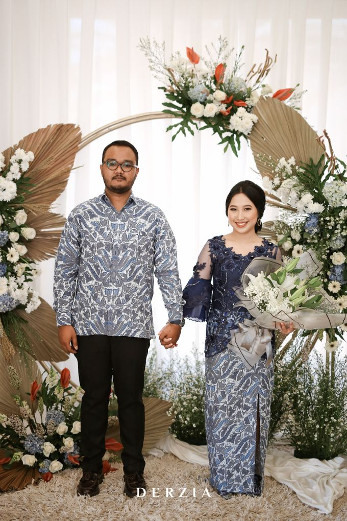 The Engagement of Febby & Rama by DIY Planner - 035